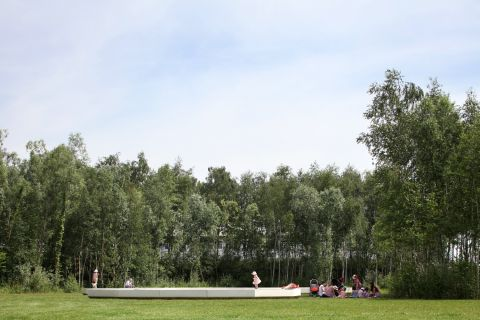 VERSAILLES, les étangs Gobert
