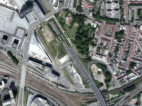 LILLE, Parc des Dondaines