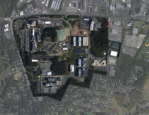 NEW-JERSEY, EST HANNOVER, Campus de Novartis