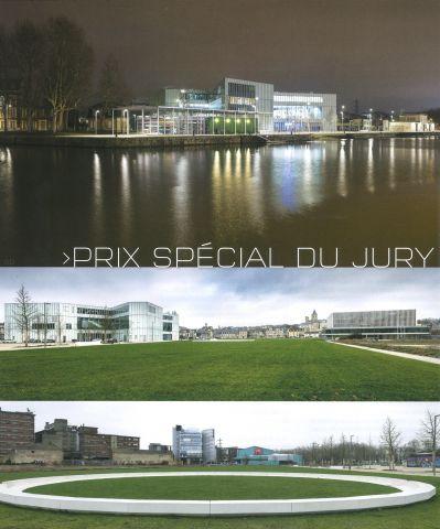 Prix de l'architecture et de l'aménagement Normand 2018