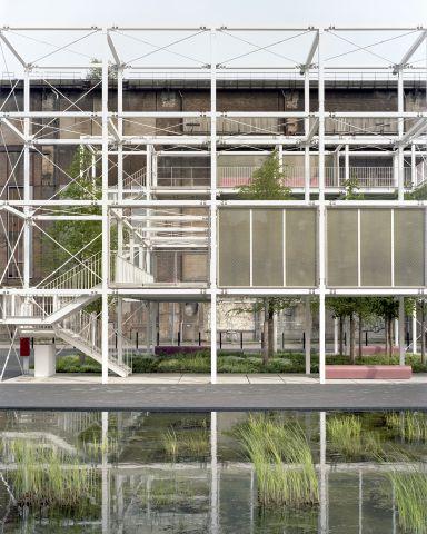 LUXEMBOURG,  ESCH-SUR- ALZETTE, Campus de l'Université du Luxembourg