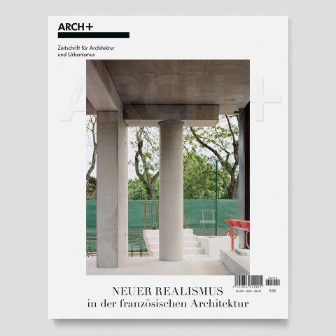 ARCHplus240_InessaHansch_Cover