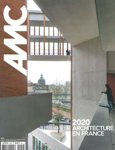 AMC - 2020 architecture en France - couverture