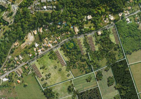 BOULIAC, bordure de parc
