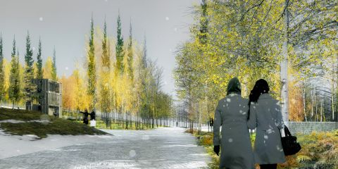 MINNEAPOLIS, jardin du Walker Art center