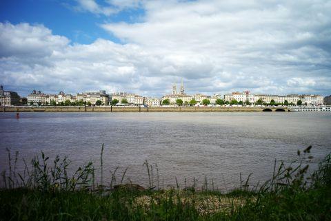 BORDEAUX, parc aux Angéliques
